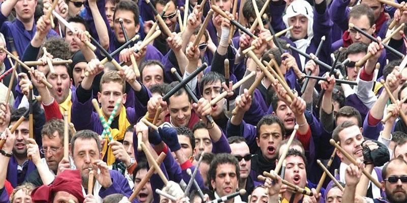 La Junta Regidora de Las Turbas invita a los turbos a tocar, desde balcones o ventanas, tambores y clarines el próximo 10 de abril