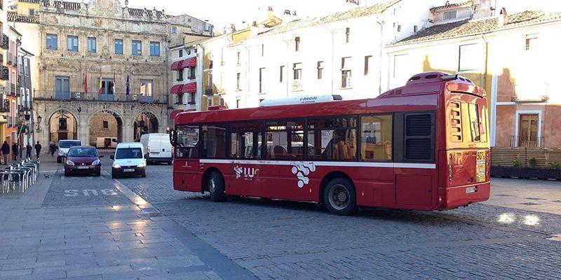 La línea 2 de autobús queda suprimida en Cuenca, quedando cubierto su recorrido por las líneas 1 y 5