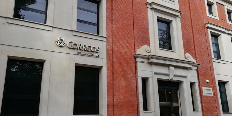 La plantilla de Correos en Cuenca presentaba, a 13 de abril, seis casos positivos por coronavirus