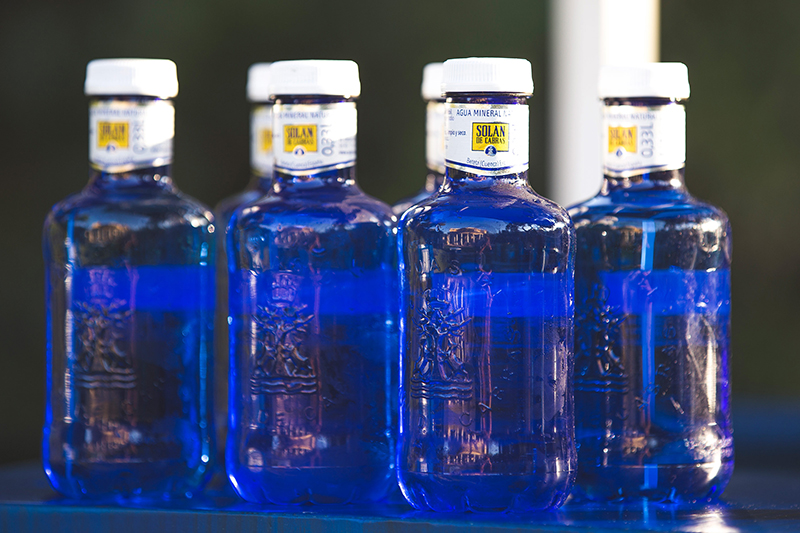 Mahou San Miguel dona 8.400 litros de agua a hospitales y colectivos vulnerables de Castilla-La Mancha
