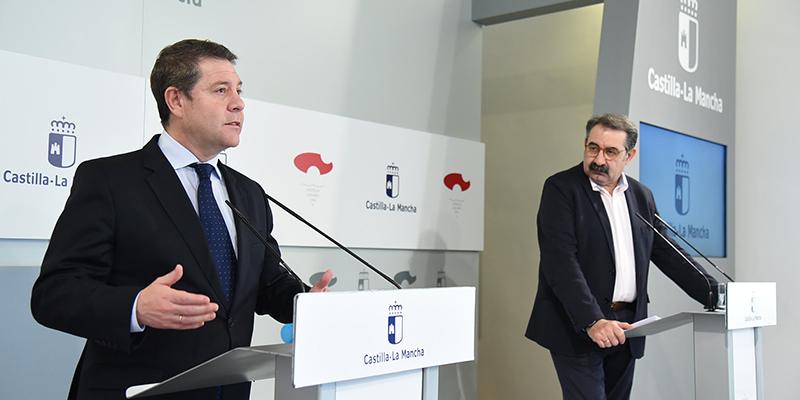 """Page anuncia la compra de 22 millones de mascarillas """"de tipo quirúrgico"""" en el próximo Consejo de Gobierno extraordinario"""