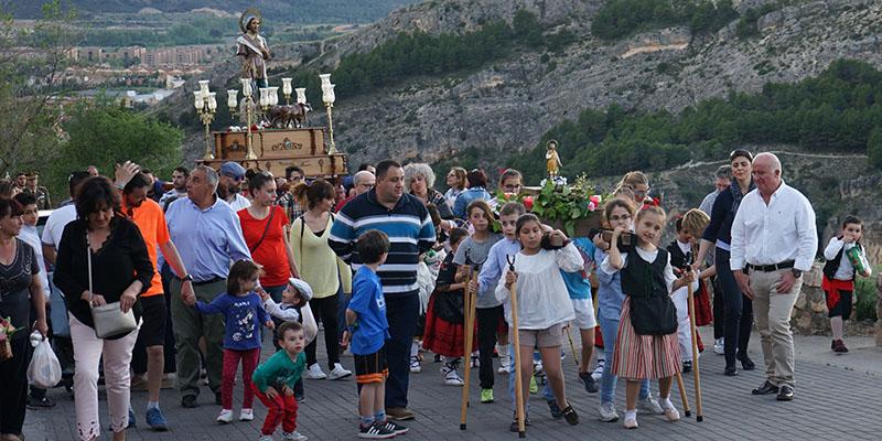 Suspendidas las fiestas de San Isidro (Vulgo de Arriba) de Cuenca