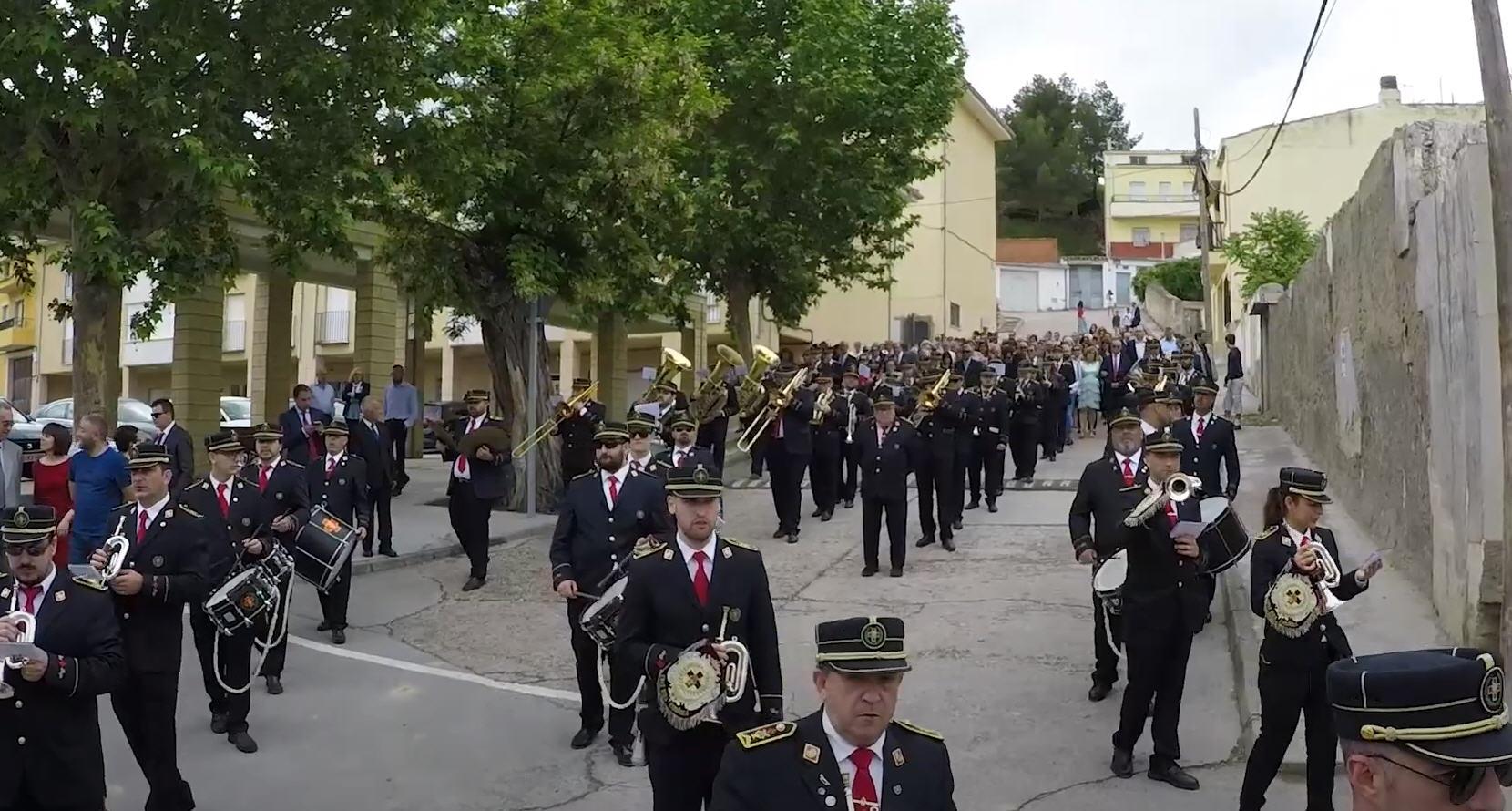 banda de cruz roja | Informaciones de Cuenca