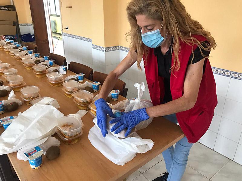 Cáritas en Cuenca atiende a 625 familias en acogida básica en estos meses de estado de alarma con una inversión de más de 21.000 euros