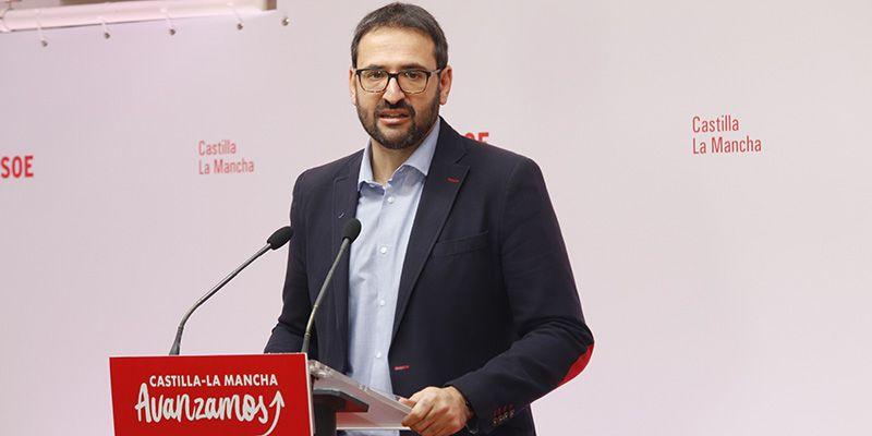 Carta del secretario de Organización del PSOE de Castilla-La Mancha, Sergio Gutiérrez, al presidente del PP regional, Paco Núñez.