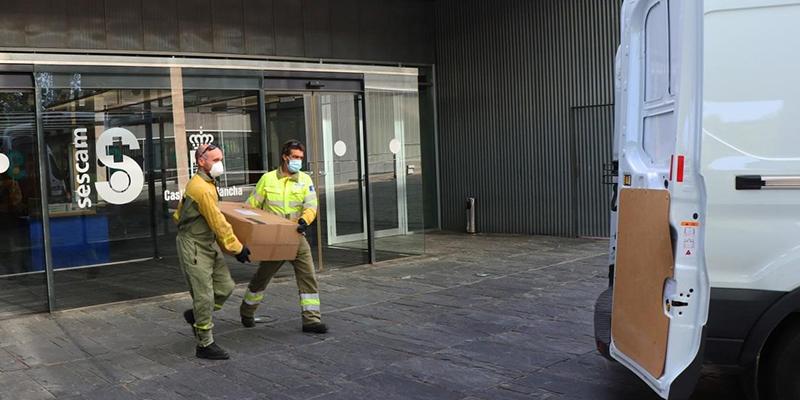 Castilla-La Mancha baja en 109 contagiados, suma 30 fallecidos y Albacete no registra muertes por primera vez