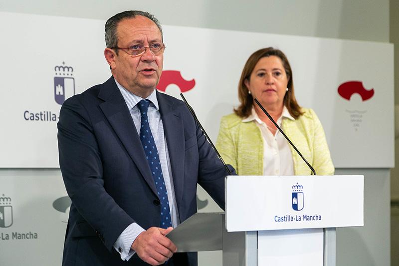 Castilla-La Mancha estima recibir unos 600 millones de euros del fondo de compensación por la crisis del COVID-19