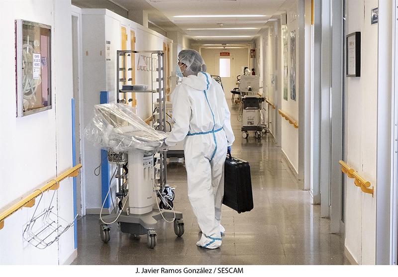 Castilla-La Mancha registra este jueves 17 nuevas muertes y llega hasta las 2.852 y confirma 17 casos por PCR