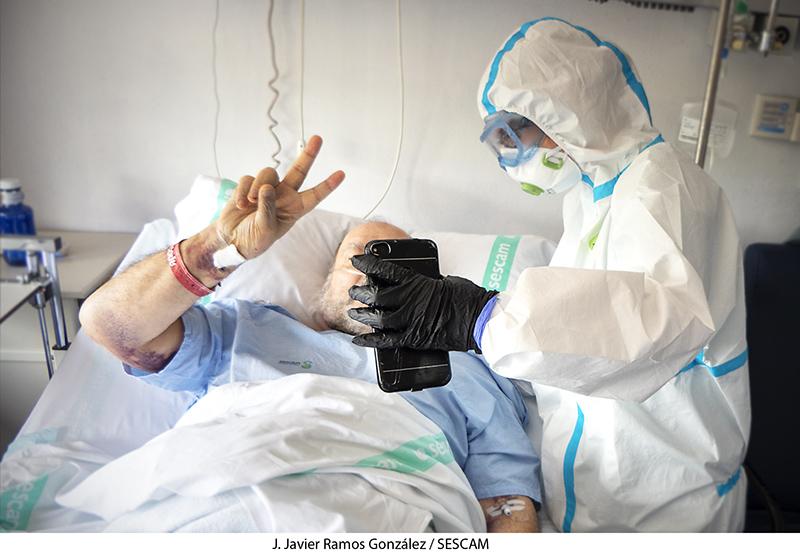 Dos fallecidos en las últimas 24 horas en Cuenca y otros dos en Guadalajara apenas hay casos detectados por PCR