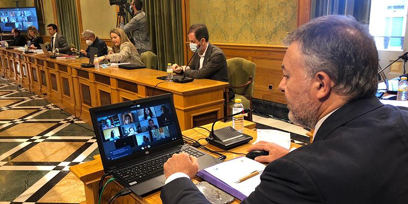 El Ayuntamiento de Cuenca aprueba crear una Mesa de Reconstrucción para implantar medidas que palien la crisis derivada de la Covid-19