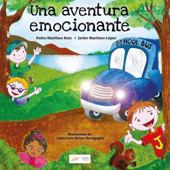 El escritor conquense Pedro Martínez Ruiz presenta una propuesta ilusionante de la mano de su hijo Javier de tan solo 6 años de edad