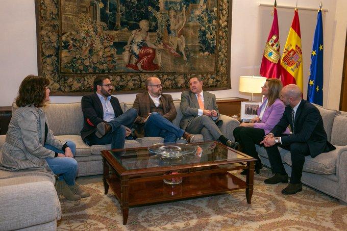 El Gobierno de Castilla-La Mancha, PSOE y Ciudadanos acuerdan medidas por más de 1.000 millones de euros dentro del Pacto por la Reconstrucción después del Covid