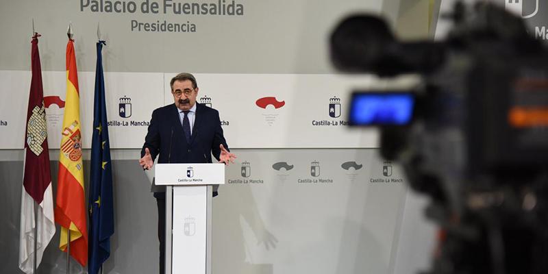 El Gobierno de Castilla-La Mancha solicita el mismo nivel de precaución en el conjunto de las provincias ante los próximos cambios de fases