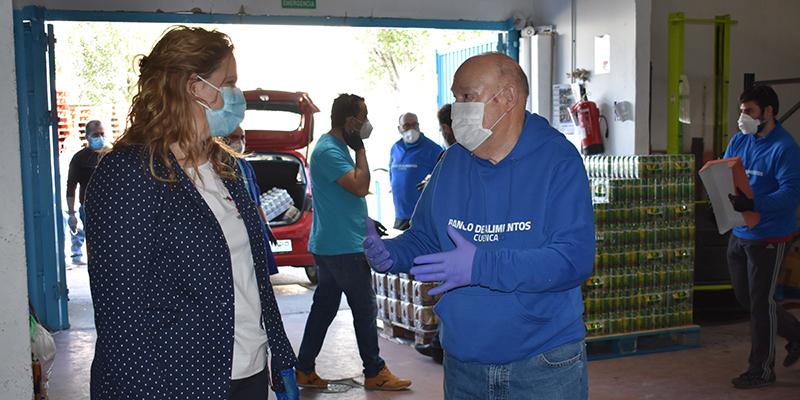 El Gobierno regional concederá unas 2.000 ayudas de emergencia por importe de 400 euros a familias de la provincia de Cuenca