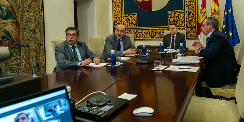El Gobierno regional consensuará con el sector un reglamento excepcional para los festejos taurinos en lo que queda de temporada