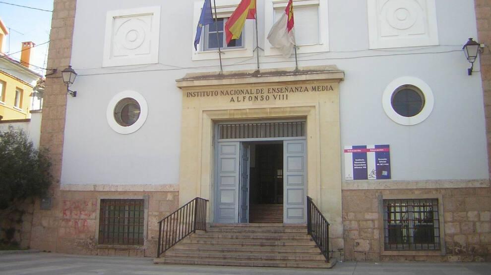 El IES Alfonso VIII de Cuenca vuelve a casa
