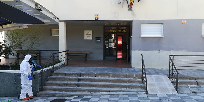 El recurso para personas sin hogar en el Centro 'Dos Ríos' de Cuenca alberga a 15 personas