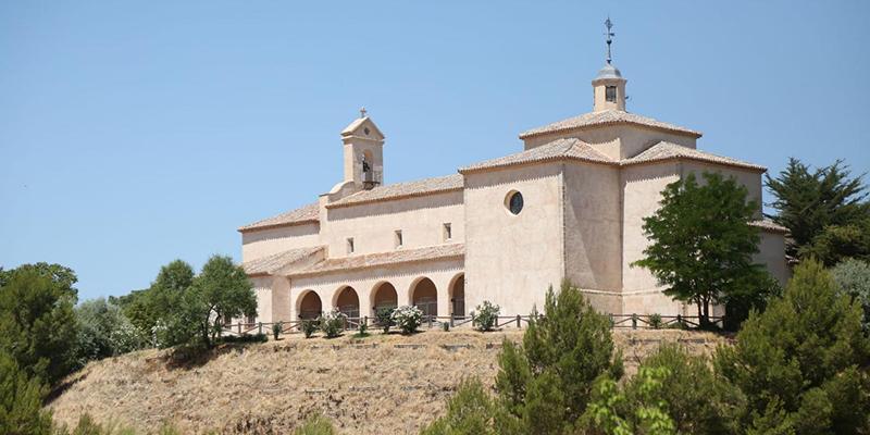 El Santuario de Riánsares recupera la celebración de eucaristías este domingo 17 a las 1030 horas