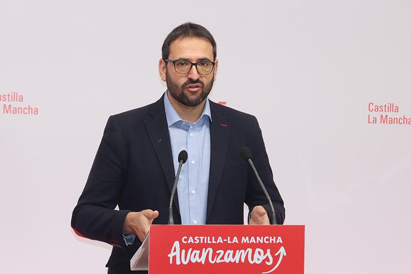 """Gutiérrez avisa a Núñez """"O desautoriza a su portavoz y envía sus propuestas o entenderemos que rompe cualquier posibilidad de pacto"""""""