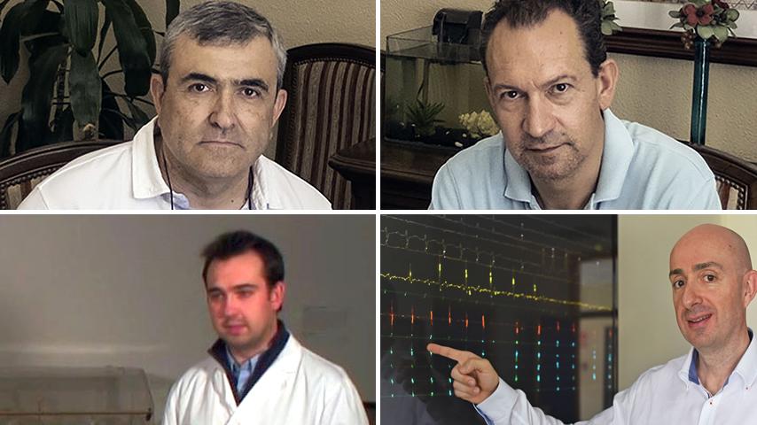 Investigadores de la UCLM participan en un proyecto que predice la fibrilación auricular con dos horas de antelación