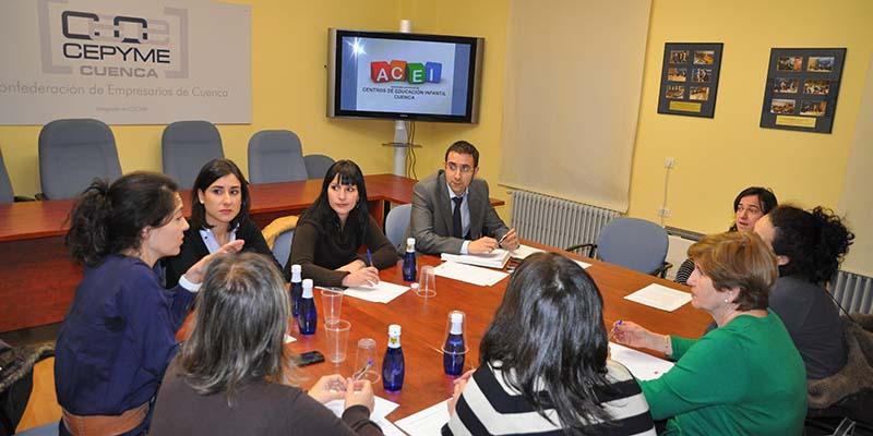 La Asociación de  Centros Privados de Educación Infantil de Cuenca pide al Estado que asuma la incorporación de los niños en el tramo de desescalada