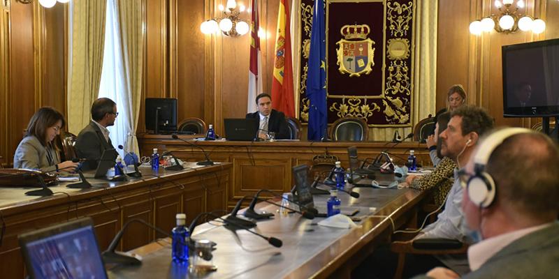 La Diputación aprueba telemáticamente el POS que supondrá una inversión de 8 millones para todos los pueblos de Cuenca