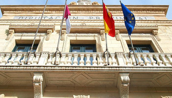 La Diputación de Cuenca celebrará este miércoles el primer pleno telemático de su historia
