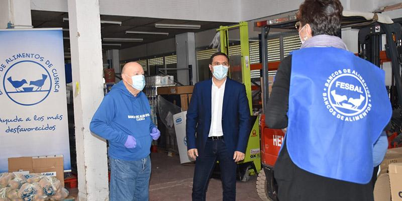 La Diputación de Cuenca destinará 120.000 euros extraordinarios para atender las necesidades básicas de los conquenses