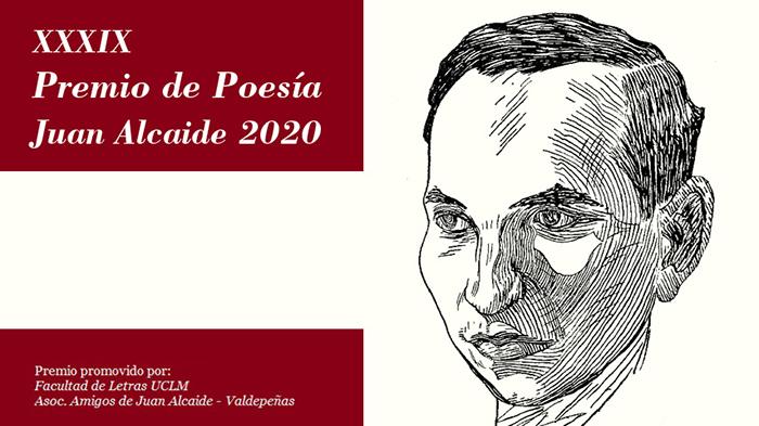 La Facultad de Letras de la UCLM convoca el XXXIX Premio Internacional de Poesía Juan Alcaide
