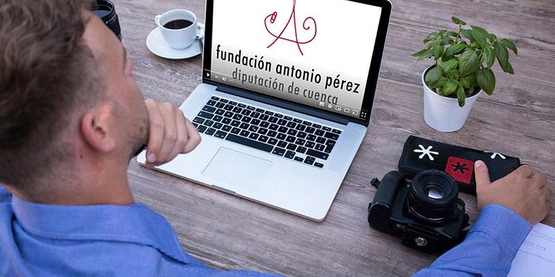 La Fundación Antonio Pérez ya se puede visitar de manera online para potenciar su imagen en Redes Sociales
