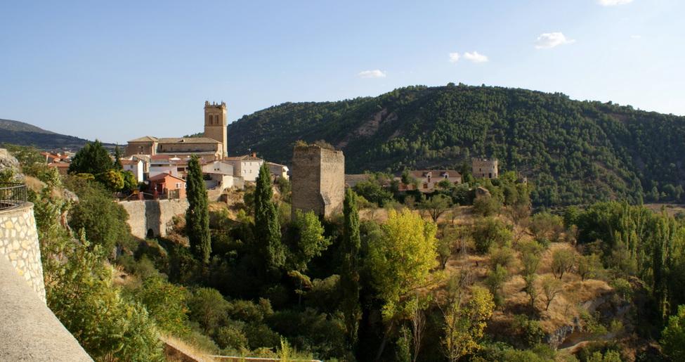 La Guardia Civil detiene a una persona en la comarca de Priego como autor de varios delitos contra la propiedad