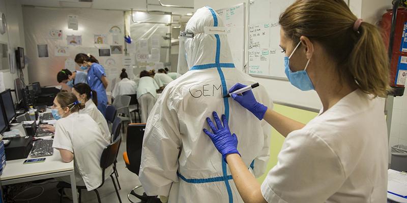La incidencia del virus empieza a ser muy leve en Guadalajara pero se recrudece en Cuenca con 10 nuevos muertos y 147 nuevos casos confirmados