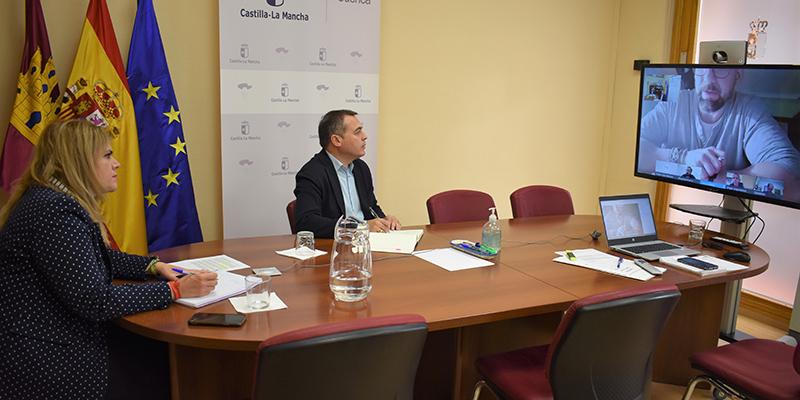 La Junta anima al sector del comercio, la hostelería y la restauración a solicitar ayudas para la adquisición de elementos de protección sanitaria