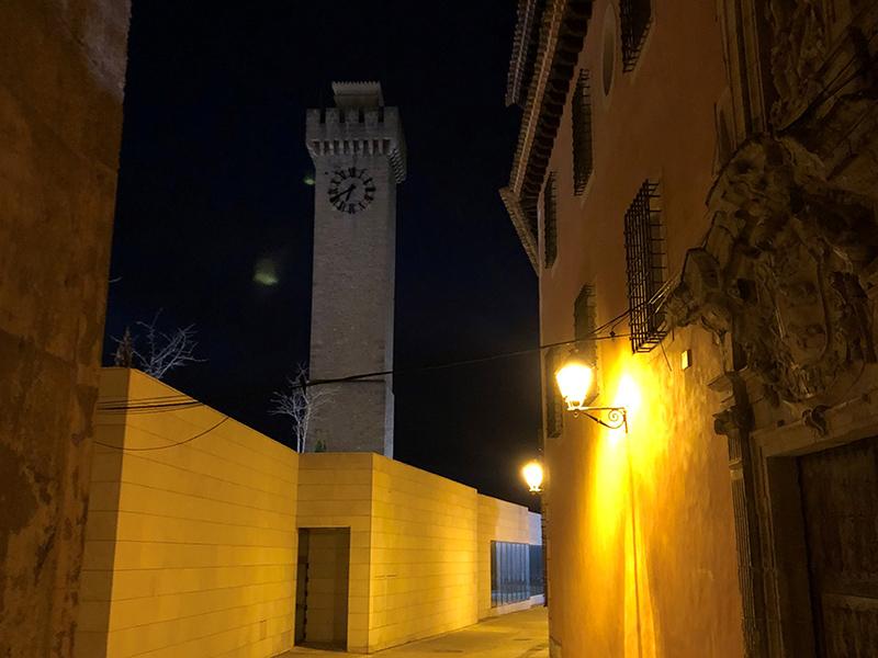 Los Mayos sonarán en la Torre de Mangana durante todo el mes