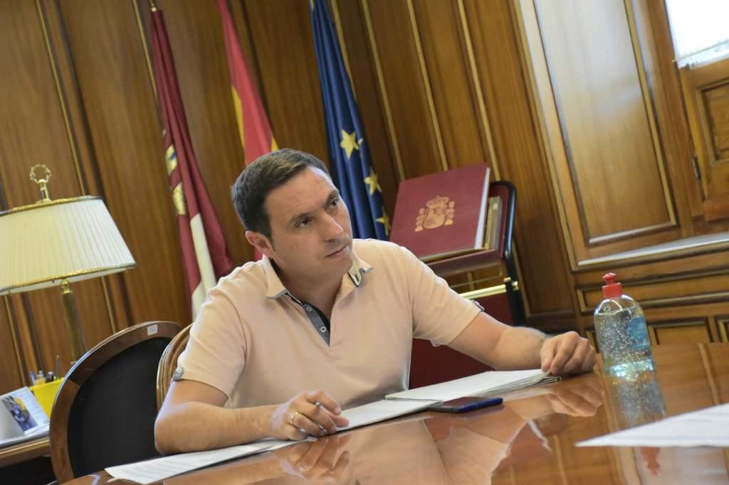 La Diputación de Cuenca firmará un convenio para estudiar las propiedades del ajo morado de Las Pedroñeras