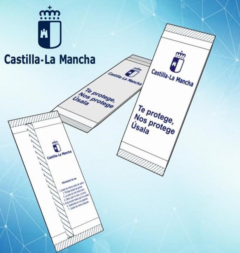 La Junta distribuye más de 5.400.000 mascarillas a los ciudadanos a través de las oficinas de farmacia de la región