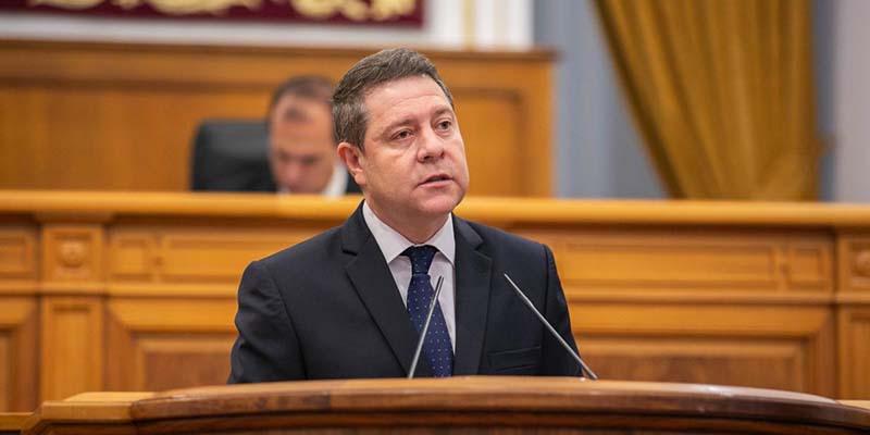 Page anuncia una Ley de Reserva Estratégica de Material Sanitario y firmará el lunes un plan con la patronal y los sindicatos para la reconstrucción económica de la región