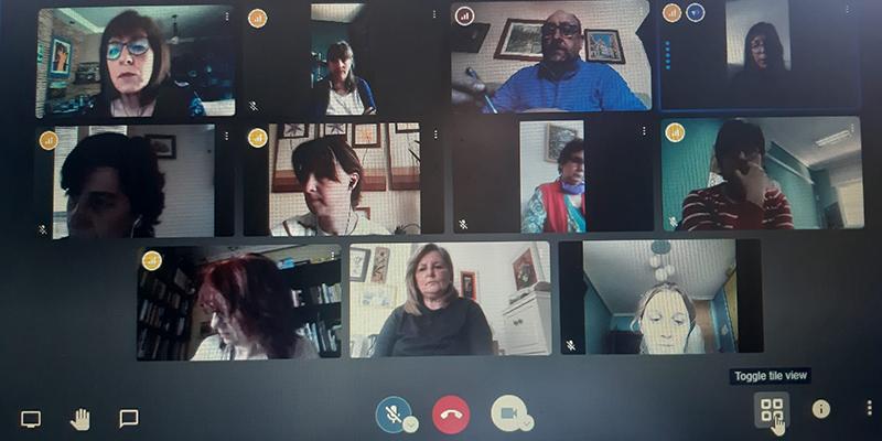 Se reúne por primera vez en Cuenca la mesa de trabajo que coordinará la respuesta social a la crisis del Coronavirus