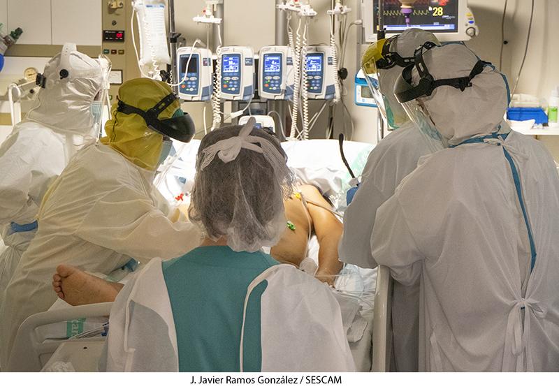 Un fallecido en Cuenca por coronavirus y otro en Guadalajara y apenas casos confirmados por PCR