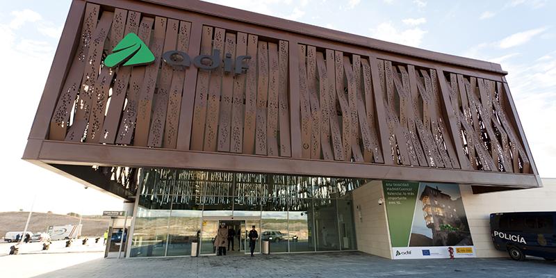 Adif licita el estudio de alternativas y el proyecto constructivo de pasos entre andenes la estación de Cuenca
