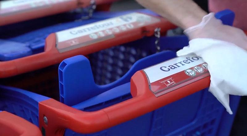 Carrefour, primera empresa con certificado Aenor ante el Covid 19