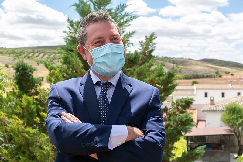 Castilla-La Mancha no registra fallecidos por la Covid'19 en las últimas 24 horas