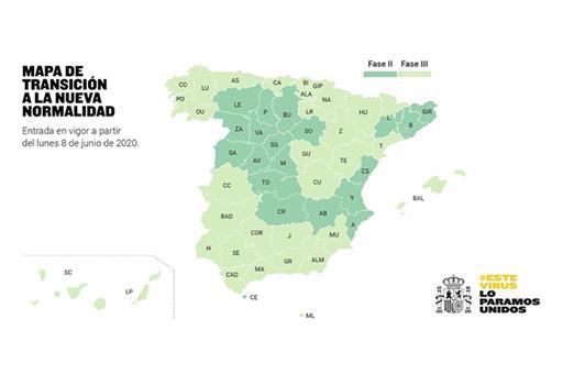 Castilla-La Mancha pedirá a Sanidad que desde el lunes se permita la movilidad entre Cuenca y Guadalajara, ambas en fase 3