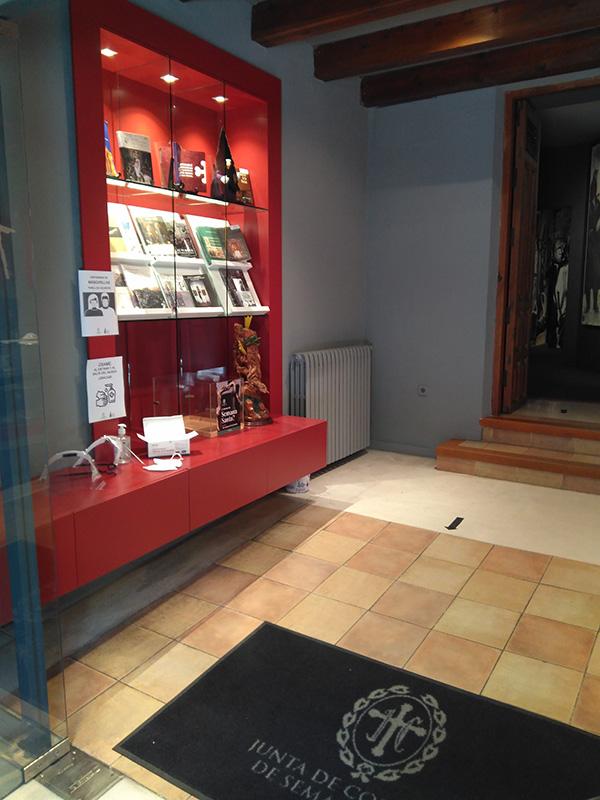 El 4 de junio reabre el Museo de Semana Santa de Cuenca con entrada gratuita durante todo 2020