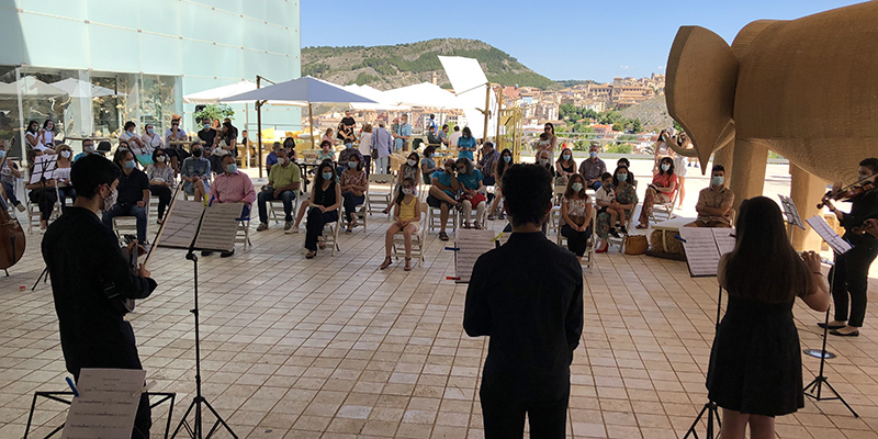 El Ayuntamiento de Cuenca adapta el Día de la Música a la nueva normalidad con actuaciones en espacios únicos de la ciudad