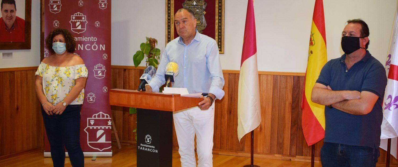 El Ayuntamiento de Tarancón recuerda la importancia de cumplir las medidas sanitarias para evitar la propagación del COVID-19