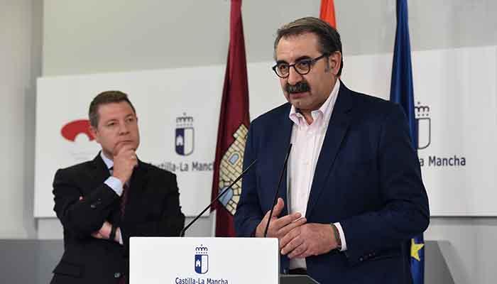 El Gobierno de Castilla-La Mancha solicita a la población actuar con más responsabilidad aún si cabe, a siete días de la movilidad absoluta en el país
