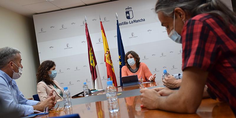 El Gobierno regional sigue de manera directa la evolución de la situación de Siemens Gamesa en Cuenca