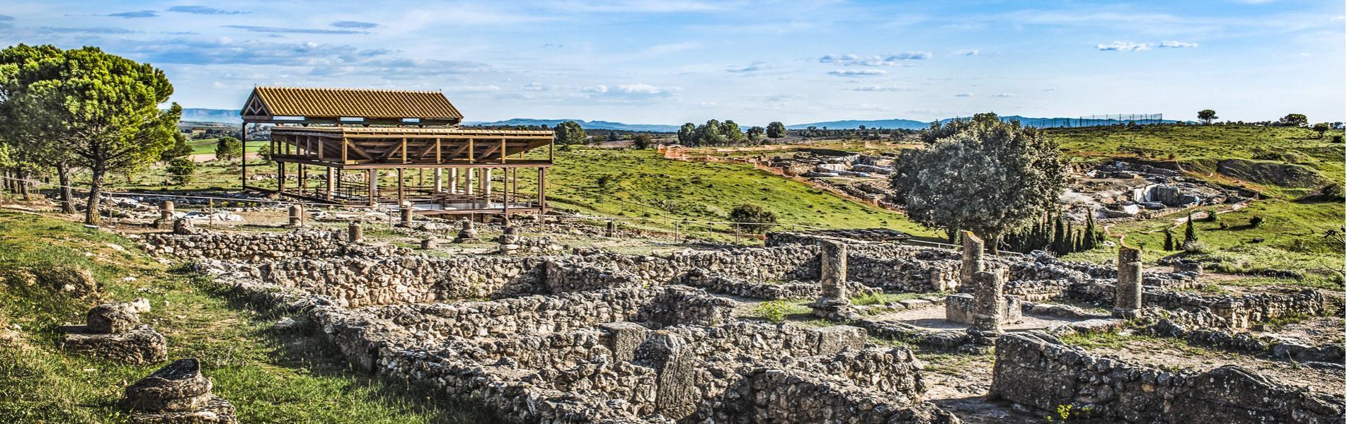 El próximo jueves abren al público los yacimientos y parques arqueológicos visitables