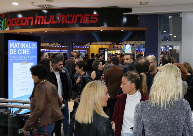 Este viernes, vuelve el cine a Odeon Multicines Mirador de Cuenca